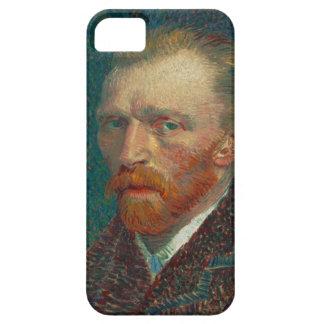 Self-portrait iPhone SE/5/5s Case