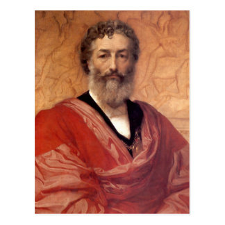 Self-portrait - Lord Frederick Leighton Post Cards