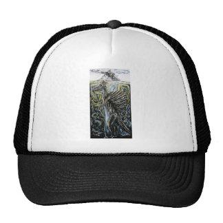 Self-Portrait-Meme- Custom Print! Trucker Hat