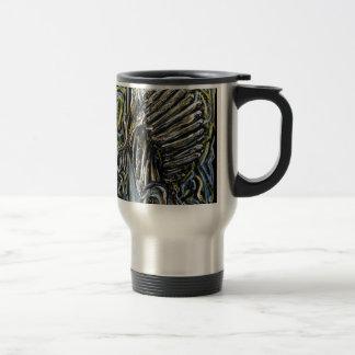Self-Portrait-Meme- Custom Print! 15 Oz Stainless Steel Travel Mug