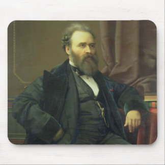 Self Portrait of the Artist, 1869 (oil on canvas) Mouse Pad
