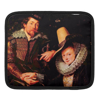 Self-portrait of the Rubens and his wife, Isabella Sleeves For iPads