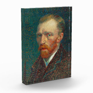 Self Portrait of Vincent Van Gogh (1887) Award