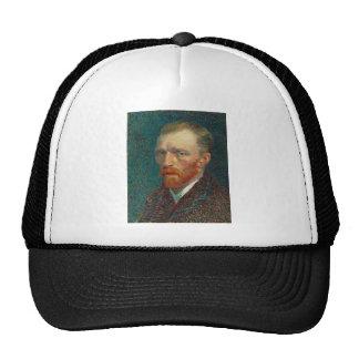 Self Portrait of Vincent Van Gogh (1887) Trucker Hat