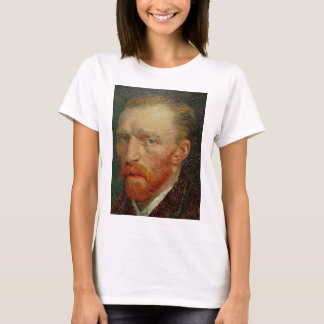 Self Portrait of Vincent Van Gogh T-Shirt