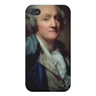 Self Portrait (oil on canvas) 2 iPhone 4 Cover