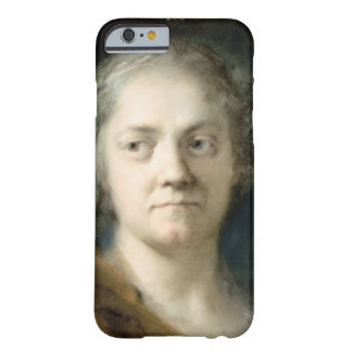 Self Portrait (oil on paper) Barely There iPhone 6 Case