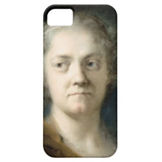 Self Portrait (oil on paper) iPhone 5 Case