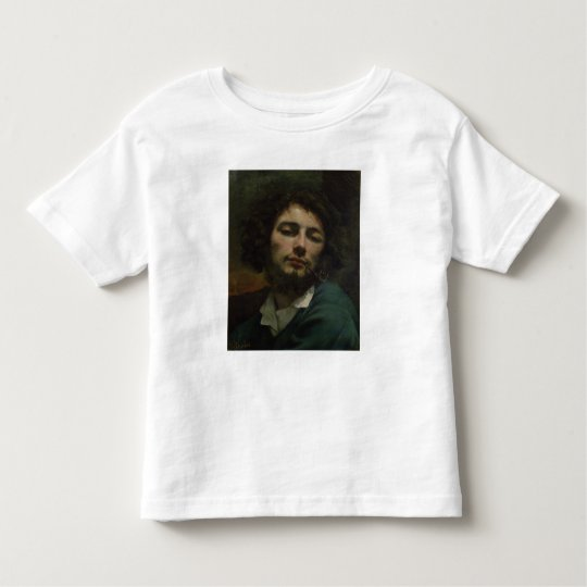 Self Portrait or, The Man with a Pipe, c.1846 Toddler T-shirt