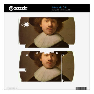 Self-Portrait Oval, by Rembrandt DSi Skin