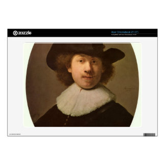 Self-Portrait Oval by Rembrandt Decal For Acer Chromebook