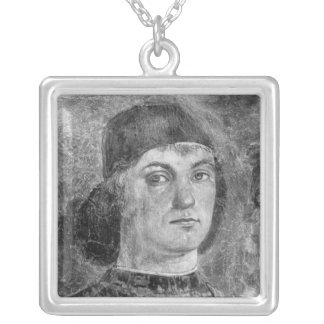 Self Portrait Silver Plated Necklace