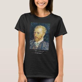 Self Portrait Vincent van Gogh fine art painting T-Shirt