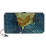 Self-Portrait, Vincent van Gogh iPod Speakers