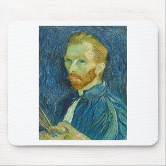 Self-Portrait, Vincent van Gogh Mouse Pad