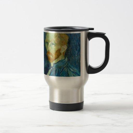 Self-Portrait, Vincent van Gogh Mugs