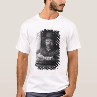 Self portrait while drawing, 1648 T-Shirt