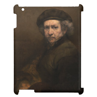 Self-Portrait with Beret by Rembrandt Case For The iPad 2 3 4
