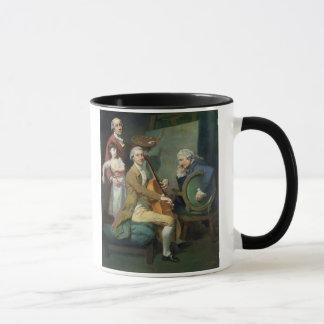 Self Portrait With his Daughter, Maria Theresa (?) Mug