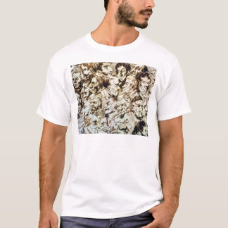 Self portrait with portraits of Giacomo T-Shirt