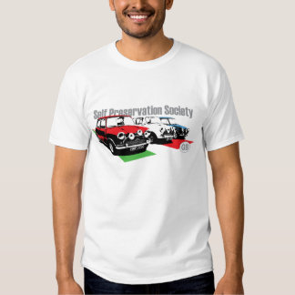 Self Preservation Society T Shirt