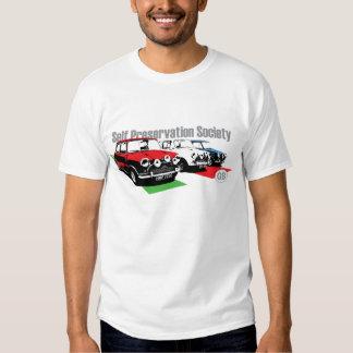 Self Preservation Society Tee Shirt