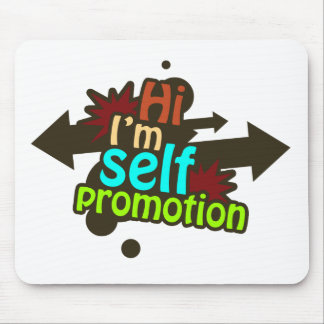 Self Promotion - One Mouse Pad