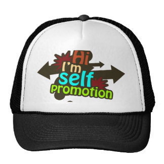 Self Promotion - One Trucker Hat