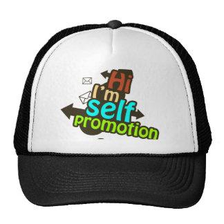 Self Promotion - Two Trucker Hat