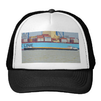Self propelled barge SWS London Hats