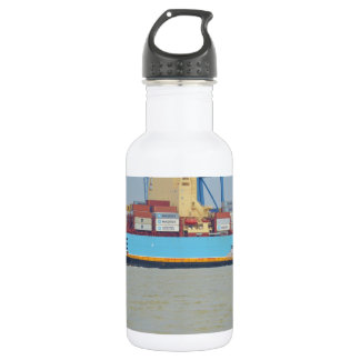 Self propelled barge SWS London Water Bottle