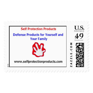 Self Protection Products Stamp