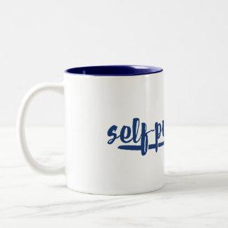 self-published Two-Tone coffee mug