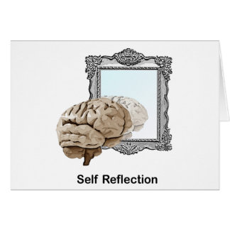 Self Reflection Card
