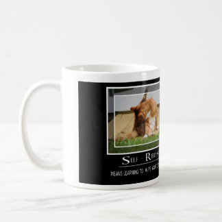 Self-Reliance Mug