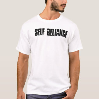 Self Reliance shirt