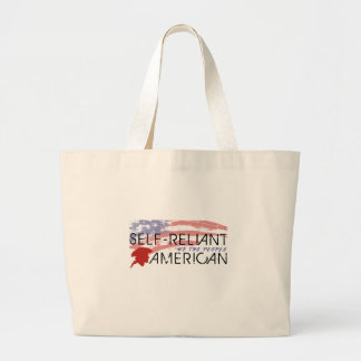 Self-Reliant Americans Canvas Bags