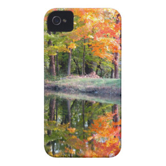 Self Respecting Trees iPhone 4 Case-Mate Case
