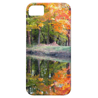 Self Respecting Trees iPhone SE/5/5s Case