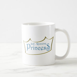 Self-Resuing Princess Coffee Mug
