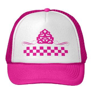 selfd_hat trucker hat