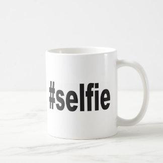 #selfie coffee mug