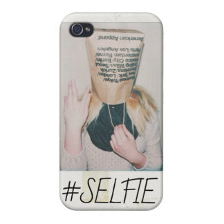 Selfie Covers For iPhone 4