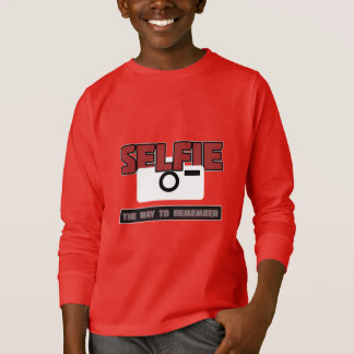 Selfie - The Way to Remember T-Shirt