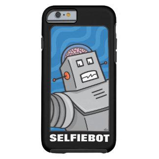 SELFIEBOT - El robot Selfie-Que toma Funda De iPhone 6 Tough