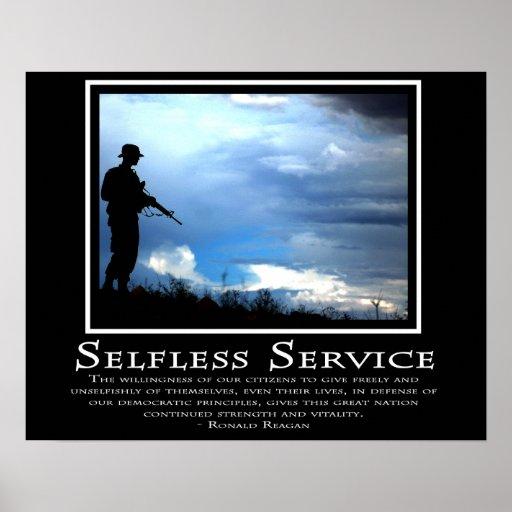 service essay selfless service essay