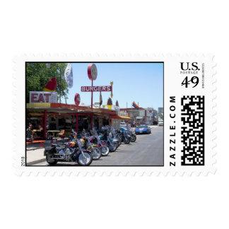 ~ Seligman, Arizona del viaje por carretera Sello
