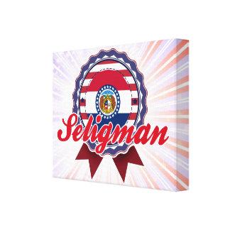 Seligman, MES Impresiones En Lona