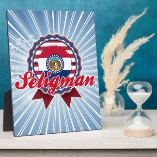 Seligman, MES Placas Con Foto
