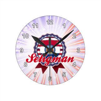 Seligman, MES Reloj